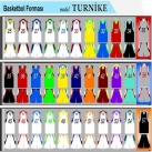 Basketbol Forma Turnike