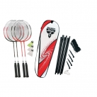 Talbot Torro 4 Attacker Plus Badminton Set