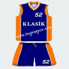 Basketbol Forma Klasik